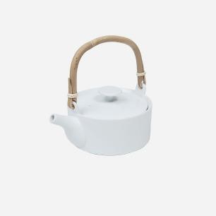 极简茶具-土瓶   日本的手工陶瓷品牌