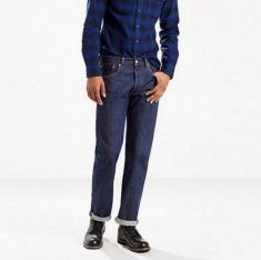 Levis Button Fly Denim Jeans