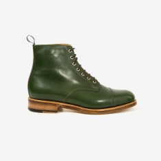 OSF1 Oxford Boot Green Leather 男靴