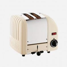 Dualit 2 Slot Toaster Cream