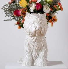JEFF KOONS Puppy 花瓶