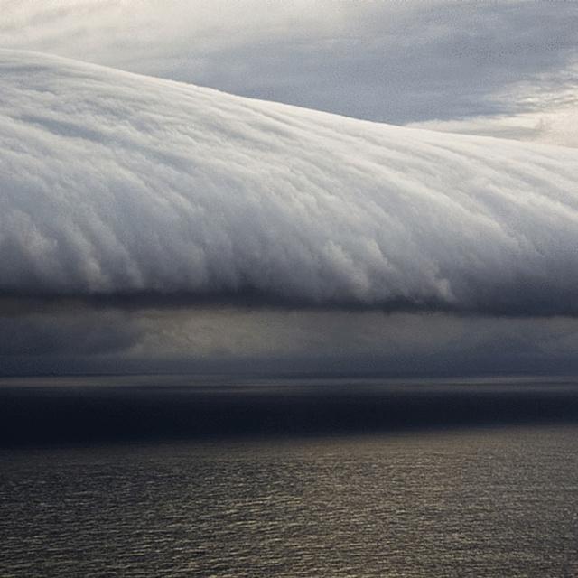 世界上真的有一个「云彩鉴赏协会」