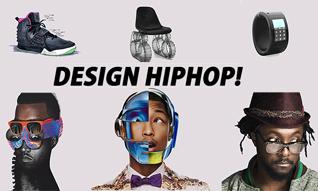 DESIGN HIPHOP/是嘻哈巨星也是设计狂热分子