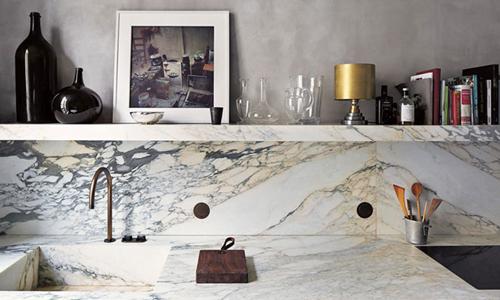Marble Boom/生活中的大理石元素