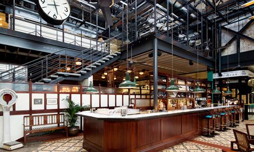Dishroom/伦敦最时髦印度餐厅开新店了