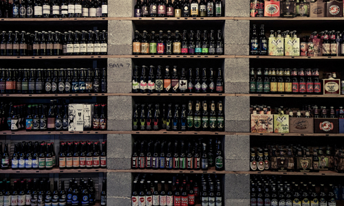 Beer is a Craft/认真地喝一杯啤酒
