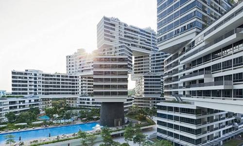 Singapore/新加坡,新建筑