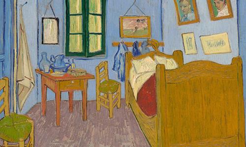 """Vincent's Room/""""宅男""""梵高的房间"""