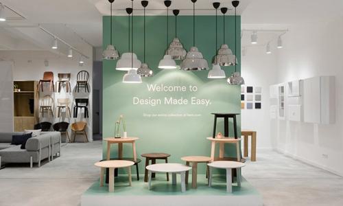 HEM's new shop/Fab创始人的家居品牌开实体店