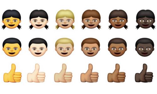 new Emoji is coming/你尝到新表情的甜头了吗