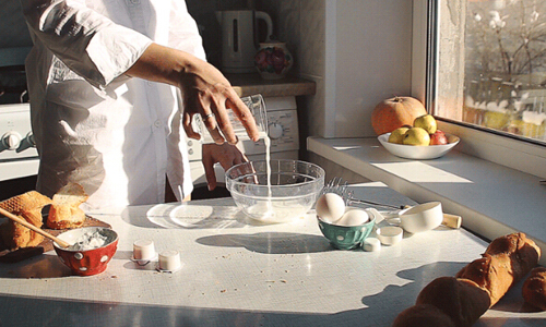 Cooking Scene/最上镜的烹饪