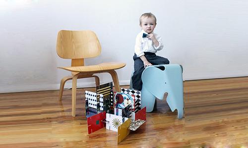 -/100年来为孩子设计的经典产品