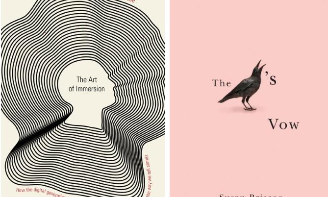 出版/如此美的封面设计怎能不心动?