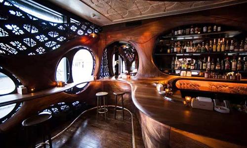 食所/多伦多酒吧里的魔幻美食之旅