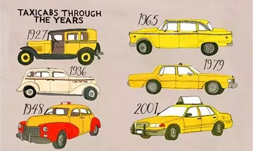 座驾/世界各地的出租车设计