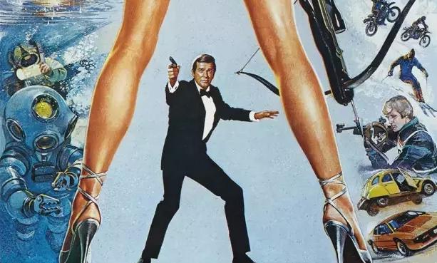 座驾/邦女郎都开着什么车来调戏007?