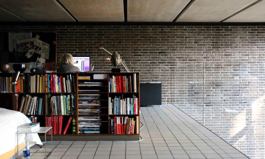 Home/丹麦建筑名匠的极简之家