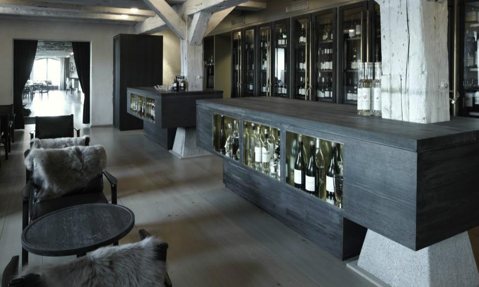 造物者/他为世界排名第一的餐厅做设计