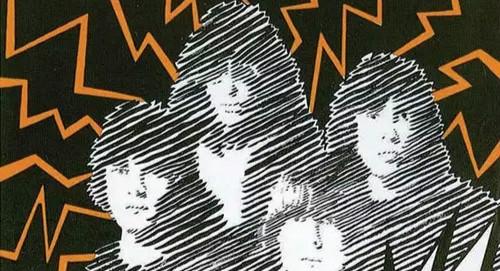 上世纪摇滚演出的海报艺术/上世纪摇滚演出的海报艺术