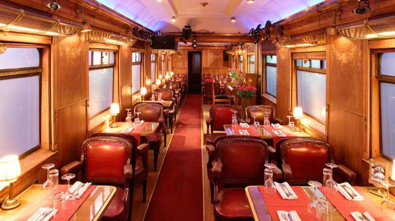 格调味道俱佳的欧洲火车站餐厅/格调味道俱佳的欧洲火车站餐厅