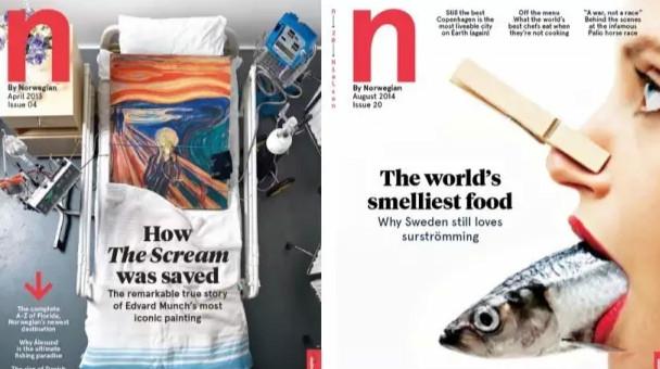 7本颜值最高的航空杂志/7本颜值最高的航空杂志