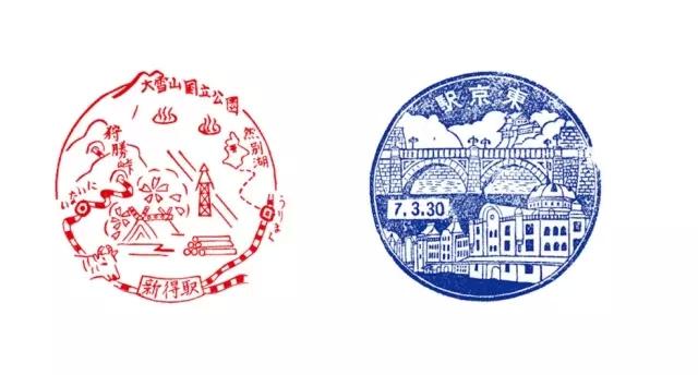 这些火车站纪念章承载了几代日本人/这些火车站纪念章承载了几代日本人