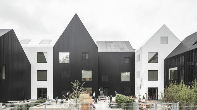 哥本哈根的新概念幼儿园/哥本哈根的新概念幼儿园