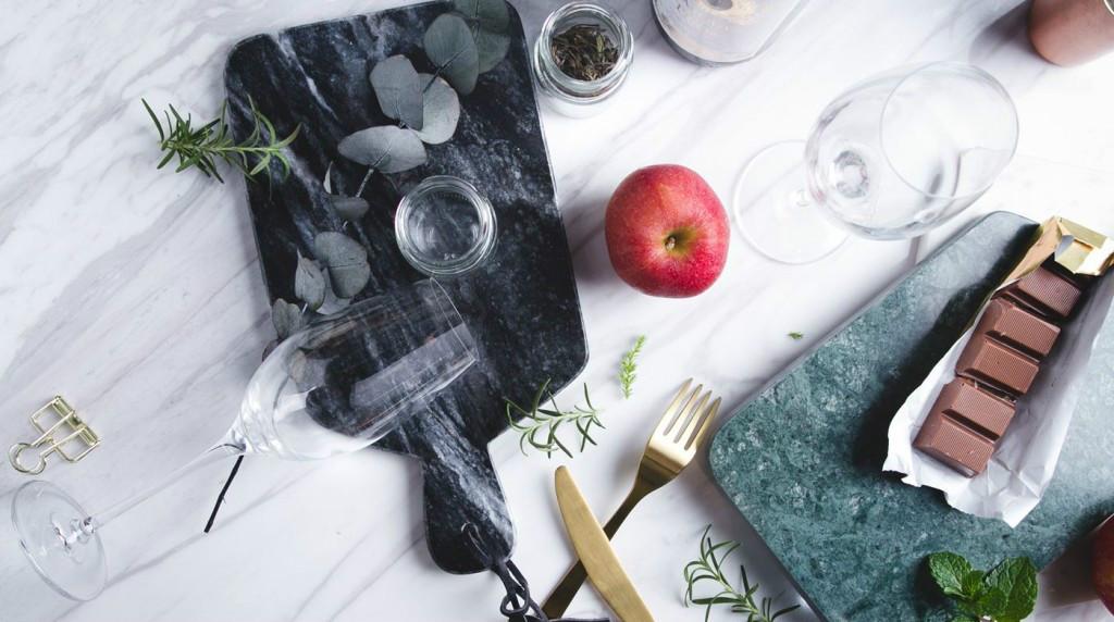 你与美食摄影师之间就差这块砧板/你与美食摄影师之间就差这块砧板
