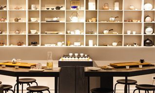 INSPIRATION/老外的茶叶店