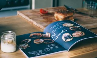 LIKE A LITERATE GOURMET/5本文艺吃货最爱的美食杂志