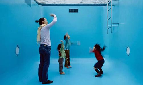 """那些被艺术 """"染指"""" 的游泳池/那些被艺术 """"染指"""" 的游泳池"""