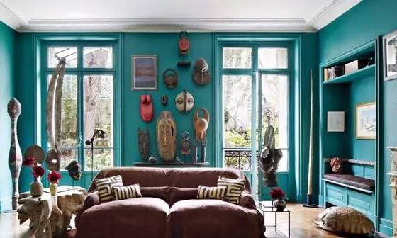 来看看服装设计师 STEFANO PILATI 的巴黎住所/来看看服装设计师的巴黎住所