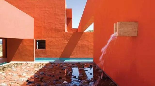 跟随2017流行色探寻墨西哥建筑大师的灵感发源地/跟随2017流行色探寻墨西哥建筑