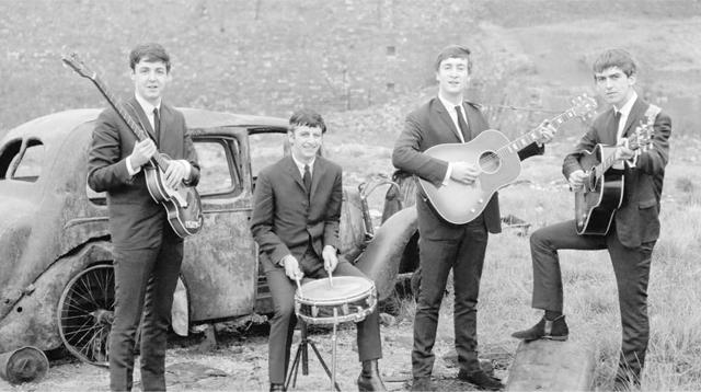五首 The Beatles 的歌,造就了这五本小说/五首 The Beatles 的