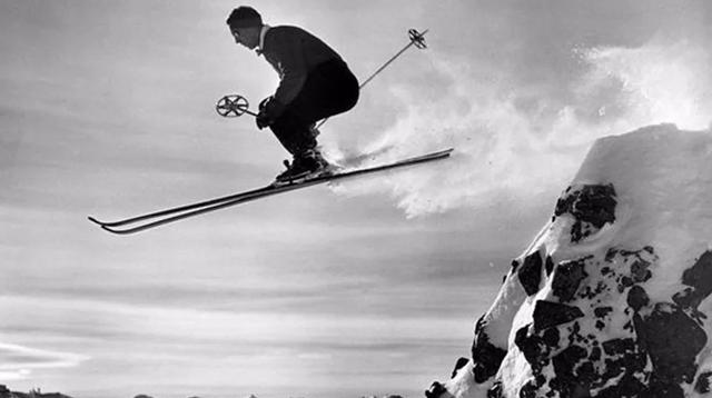 成为中产阶级的生活方式,滑雪花了8000年/成为中产阶级的生活方式,滑雪花了