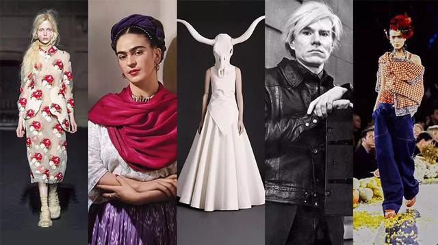 Fashion icon:艺术界的时尚担当,时尚界的艺术灵感/Fashion icon:艺术界