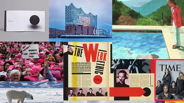 1部电影, 2座建筑, 3个城市, 4场展览...2017年的36种元素/1部电影, 2座建筑, 3个城市