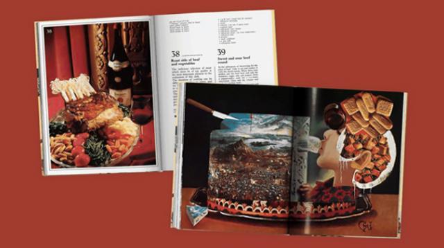 胃的美学,达利和他的奇幻菜谱/胃的美学,达利和他的奇幻菜谱