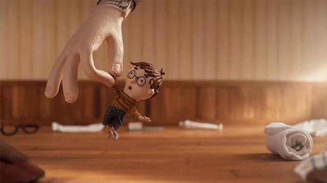 奥斯卡提名动画里,有年度最动人的父子时光/奥斯卡提名动画里,有年度最动人的