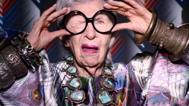 97岁的纽约奶奶,比90后更潮/97岁的纽约奶奶,比90后更潮