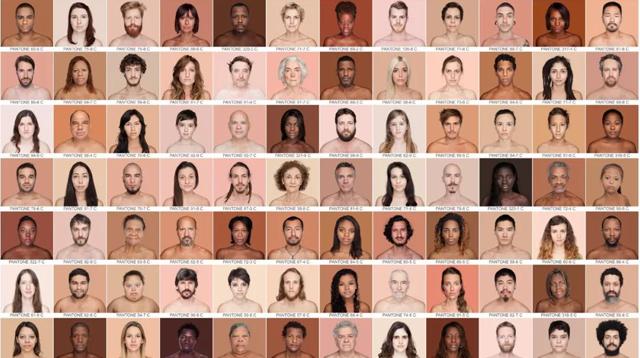 """走遍17个国家给4000人拍照,她说世界上不存在""""黑人""""""""白人""""""""黄种人""""/走遍17个国家给4000人拍照,"""