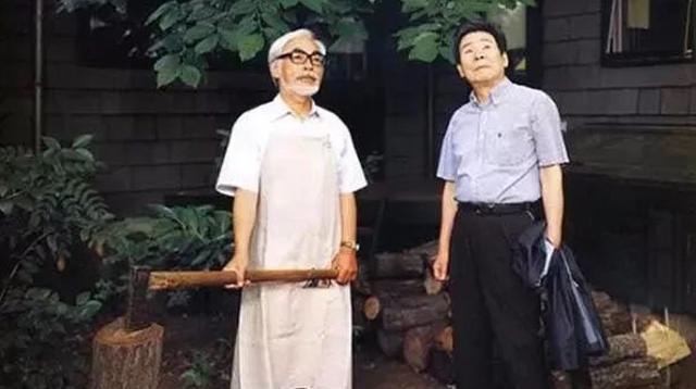 """宫崎骏的搭档走了,""""只有欢乐而无痛苦, 那就不是人生""""/宫崎骏的搭档走了,""""只有欢乐而无"""