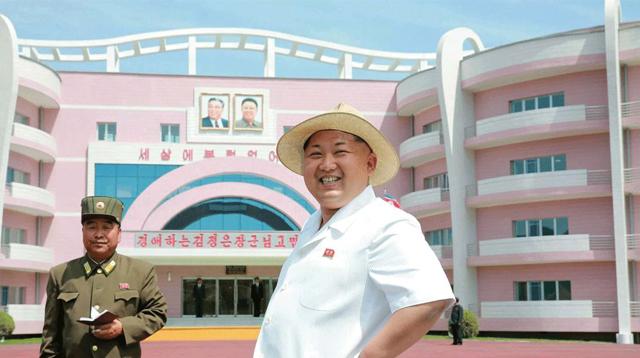 朝鲜欢迎你/朝鲜欢迎你