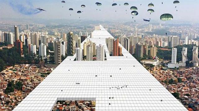 "Google打造的""未来之城"",会是什么样的?/Google打造的""未来之城"","