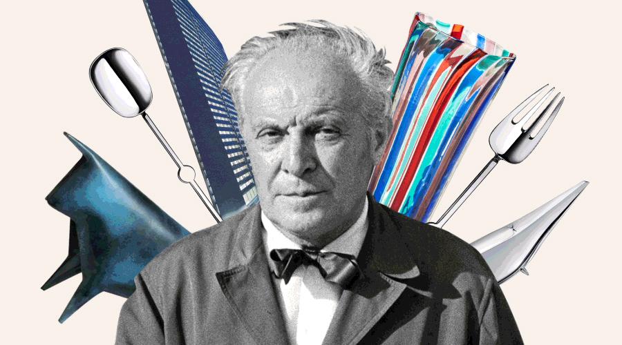 意大利设计教父和他的传奇作品/意大利设计教父和他的传奇作品
