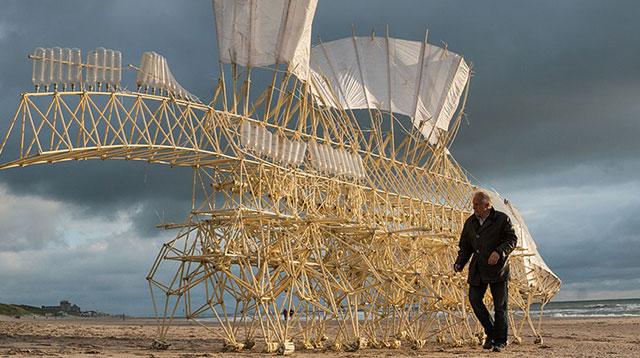 海边,他养了一群吃风的怪兽/海边,他养了一群吃风的怪兽