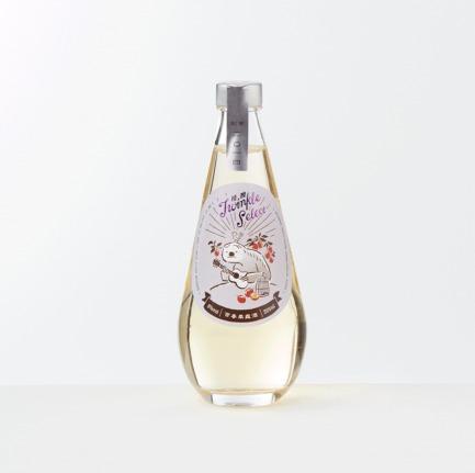 颜色/百香果露酒