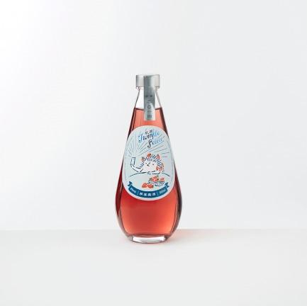 颜色/草莓露酒