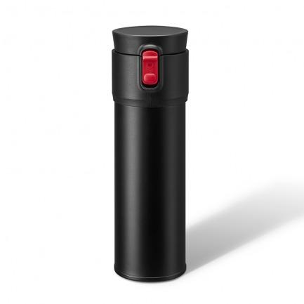 颜色/黑身红钮