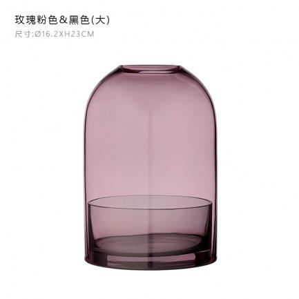 颜色/玫瑰粉色&黑色大号